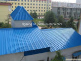 Nouveau type longue étendue de matériaux de construction PPGL PPGI ondulé/Metal Roofing