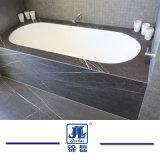 Polidos Pietra Cinza para lajes de mármore Flooring & revestimento de paredes ladrilhos de banho decoração do projeto em sua bancada vaidade Degrau Superior