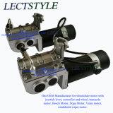Silla de ruedas eléctrica Controlador de Joystick en el motor de la silla de ruedas de transporte médico