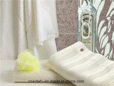 Comercio al por mayor de alta calidad de la banda de satén de poliéster tela cortina de ducha