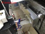 ABS Preto peças de usinagem CNC protótipo da tampa de plástico