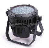 LED屋外の防水54X3w RGBW LEDの同価はライトを洗浄できる