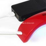 12W Quick-Dry UVled Lampe nagelt bewegliche Mini-aushärtende UVlampe USB-LED