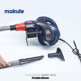 Двигатель для воздуходувки подогревателя електричюеских инструментов Makute 800W автоматический
