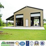 Pre-Проектированные гаражи рамки стальной структуры