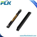 실내 하락 케이블을%s 3m Fibrlok 광섬유 기계적인 접착구
