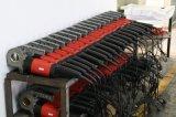 Tubo de acero utilizado hilo máquina laminadora con 1350W Motor universal (SQ30).