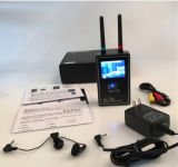 Detetor sem fio do sinal da câmera do espião da sensibilidade superior anti