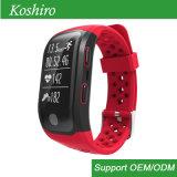 Nuevo reloj elegante de la pulsera de la muñeca del deporte del GPS