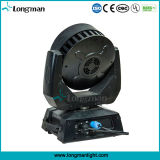 Super Bright 19X15W RGBW LED Zoom deslocamento do feixe luminoso do farol