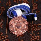 記念品の習慣3D賞メダル金属のクラフトのブランクメダル