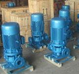 Vertikale zentrifugale Wasser-Inline-Pumpe (ISG-Modell)
