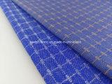 Baumwollgarn färbte Jacquardwebstuhl-Check Shirting Fabric-Lz8789