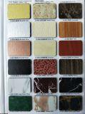 Revêtement mural composite aluminium panneau ACP Carte de couleurs