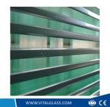 3mm, 4mm, 5mm, 6mm, 8mm, 10mm, vidro Tempered de 12mm para o edifício/vidro da mobília