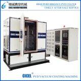 De porcelana sanitaria, máquina de recubrimiento vacío PVD