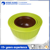 Подгонянный шар супа пунша меламина логоса Unicolor