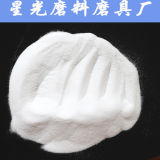 El corindón de color blanco Arena Alundum rectificado