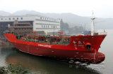 Camion-citerne chimique de cour conçue par Chine de bateau