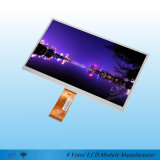 10.1pouces 1280*800 IPS Interface LVDS 700cd/m2 Module TFT LCD Innolux brouillard