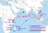 Agente di trasporto/dalla Cina a Djibout/Mombasa/Tanga/Dar es Salaam/Maputo/Port Louis