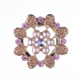 Runde Perlen-Schal-Faltenbildung
