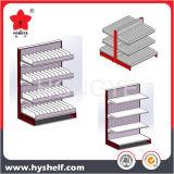 Visor de lojas de varejo estantes com divisor de Rack de armazenamento