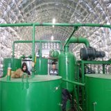 Service après-vente fourni la machine de recyclage des huiles