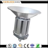 Iluminação contínua do diodo emissor de luz Highbay do alumínio do CREE 85-265V 100W