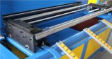 Машина изготавливания воздуховода HVAC для прямоугольной трубы делая продукцию