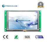 5 pouces de 800*480 Module TFT LCD avec RTP/P-Cap écran tactile