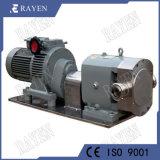 Pompa rotativa del lobo dell'acciaio inossidabile SUS304 della pompa sanitaria del rotore