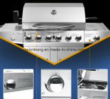 세륨을%s 가진 도매 옥외 6개의 가열기 부엌 스테인리스 BBQ 가스 석쇠