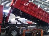 Sinotruk HOWO 8X4駆動機構371HPのダンプトラックのダンプカーかダンプ