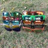 Lunettes de soleil neuves de sport de lunettes de mode de certificat d'en de la CE du modèle UV400
