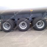 반 42cbm 3axle 기름 또는 연료 탱크 트레일러