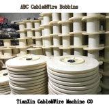 Pequeño de plástico ABS para el cable de bobina de tambores de plástico