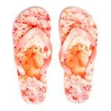 금속 결박으로 인쇄하는 아기 사진을%s PE 슬리퍼