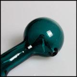 Новейшие Grav Labs мини круглые стекла ложкой труб для курения левой трубы