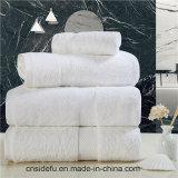 Hotel Collection Blanc Serviettes Jacquard Dobby Serviette de bain Serviettes de toilette Hotel
