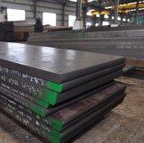 Plaque en acier AISI 1.2365, H10 à usage spécial de l'acier barre plate