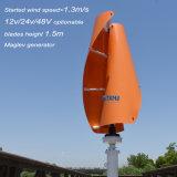 600W 48V Éolienne de générateur à aimant permanent