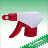 Houseing Cleaningのための28/400 PP White Normal Handle Trigger Sprayer