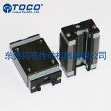 CNC 기계를 위한 고품질 선형 운동 가이드 선형 홈