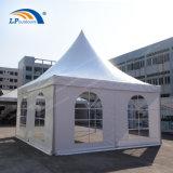 5X5m hohe Spitzen-Pagode-Zelt für Freienausstellung Ereignisse
