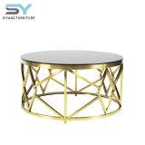 Muebles de Salón mesa lateral blanco moderno mesas de café