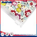 PVC Zip 자물쇠 관례 PVC 비닐 봉투