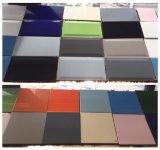 Inkjet verglaasde de Binnenlandse Ceramische Tegel van de Muur van de Kleur voor Keuken