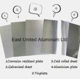 Strato laminato a freddo dell'acciaio inossidabile di rivestimento dello specchio con il PVC