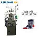 Rb Terry Sock machines pour faire de Terry chaussettes et de la plaine de chaussettes